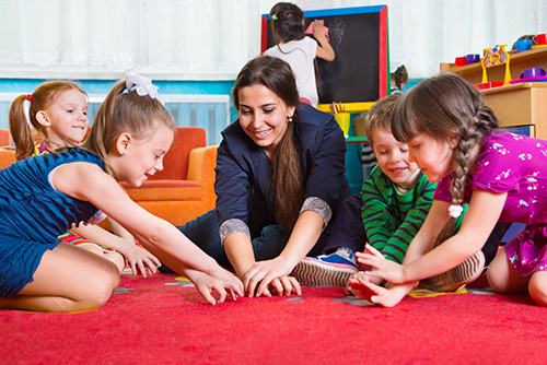 Child Care interior design subjects needed in college