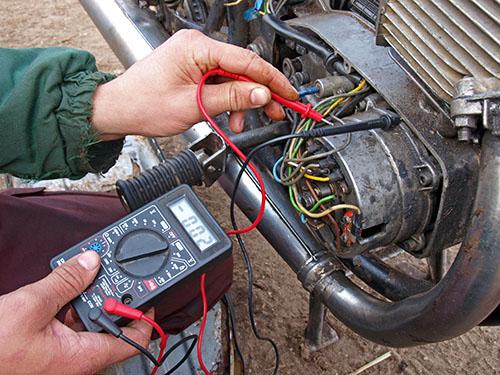 Motorcylce Technician Training
