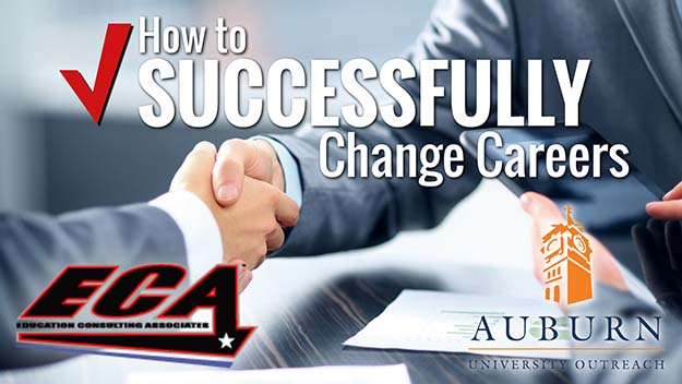 how to successfully change careers